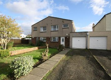 Thumbnail 3 bed semi-detached house for sale in Craiglaw Terrace, Waggon Road, Brightons, Falkirk