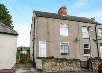 Thumbnail 2 bed property for sale in Hardwick Street, Tibshelf, Alfreton