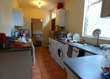 Thumbnail 5 bedroom terraced house to rent in Windermere Street, Leicester