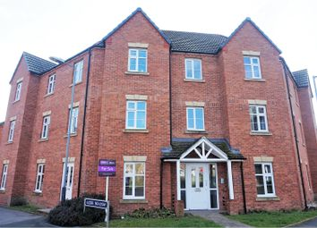 Thumbnail 2 bed flat for sale in Alder Meadow, Warwick