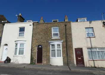Thumbnail 2 bedroom terraced house to rent in Chatham Street, Ramsgate