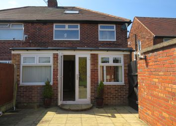 Thumbnail 3 bed property to rent in Richmond Park Road, Sheffield