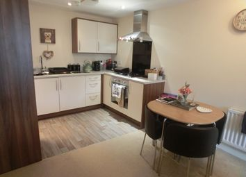 Thumbnail 1 bed flat for sale in Heol Cae Ty Newydd, Loughor, Swansea.