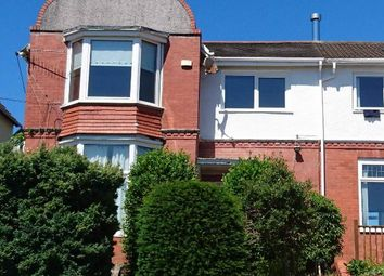 Thumbnail 2 bed flat to rent in Clarendon Road, Sketty, Swansea