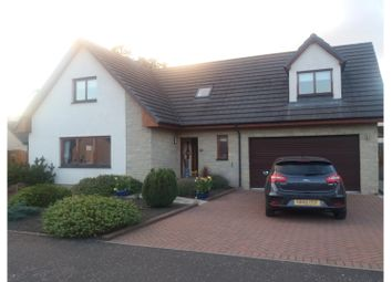 Thumbnail 4 bed detached house for sale in Bearehill Glebe, Brechin