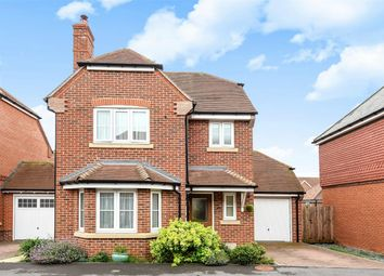 Thumbnail 3 bed detached house for sale in Blackberry Gardens, Winnersh, Berkshire