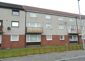 Thumbnail 1 bedroom flat for sale in Clarendon Road, Wishaw
