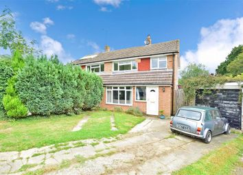 Thumbnail 3 bed semi-detached house for sale in Millfield, Southwater, Nr Horsham, West Sussex