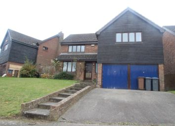 Thumbnail 4 bed detached house to rent in Pytches Close, Melton, Woodbridge