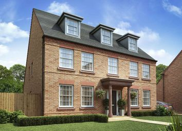"Thumbnail 5 bed detached house for sale in ""Balshaw"" at Adlington Road, Wilmslow"