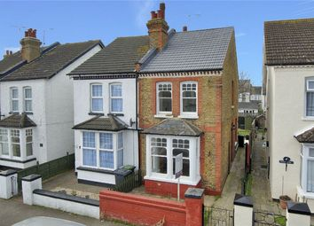Thumbnail 2 bed semi-detached house for sale in Arkley Road, Herne Bay, Kent