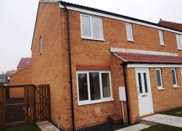 Thumbnail 3 bed semi-detached house to rent in St. Catherines Way, Bishop Auckland