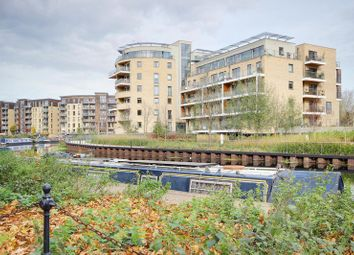 Thumbnail 1 bedroom flat for sale in Barley Court, Essex Wharf, London