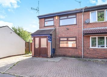 Thumbnail 3 bed semi-detached house for sale in Mill Lane, Codnor, Ripley