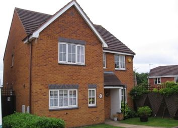 Thumbnail 4 bed detached house to rent in Ellis Peters Drive, Aqueduct, Telford
