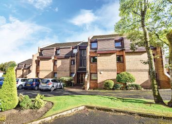 Thumbnail 3 bed flat for sale in Larchfield Court, Newton Mearns, Glasgow