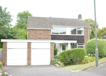 Thumbnail 4 bedroom detached house for sale in Montrouge Crescent, Epsom