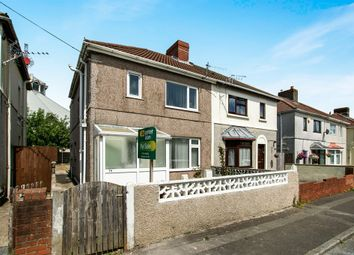 Thumbnail 3 bedroom semi-detached house for sale in Park Road, Gorseinon, Swansea