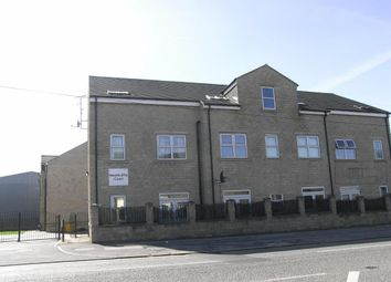 Thumbnail 2 bed flat to rent in Heathcliffe Court, Bruntcliffe Road, Morley, Leeds