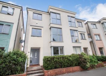 Thumbnail 4 bed town house for sale in Long Down Avenue, Cheswick Village