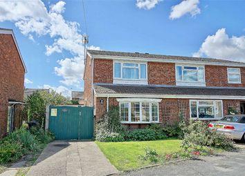 Thumbnail 2 bedroom semi-detached house for sale in Headlands, Fenstanton, Huntingdon, Cambridgeshire