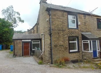 Thumbnail 3 bed terraced house for sale in Huddersfield Road, Waterhead, Oldham