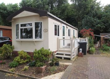 Thumbnail 1 bedroom mobile/park home for sale in Wainfleet Bank, Wainfleet, Skegness