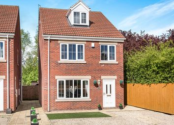 Thumbnail 4 bedroom detached house for sale in Breck Lane, Dinnington, Sheffield
