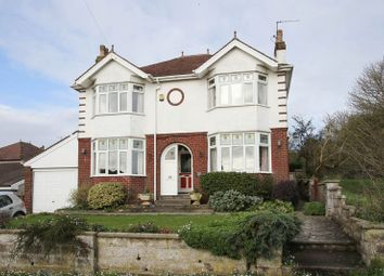 Thumbnail 4 bedroom detached house for sale in Dial Hill Road, Clevedon