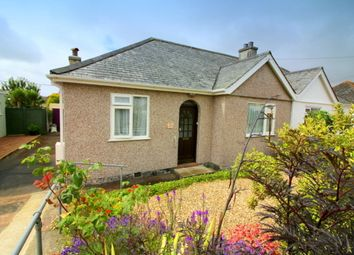 Thumbnail 2 bed semi-detached bungalow for sale in Longview Road, Saltash