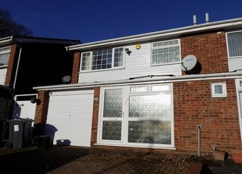 Thumbnail 3 bed property to rent in Ingham Way, Harborne, Birmingham