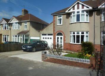 Thumbnail 3 bed semi-detached house for sale in West Town Lane, Brislington, Bristol