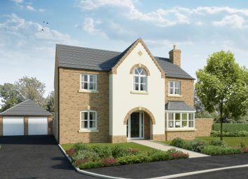 Thumbnail 4 bed detached house for sale in The Pickmere, Hinckley Road, Stoke Golding, West Midlands
