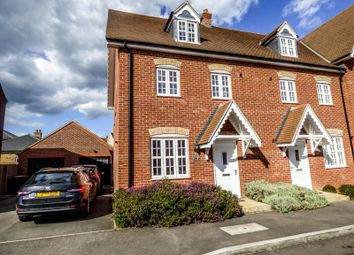 Thumbnail 4 bed town house for sale in Great Denham, Bedfordshire