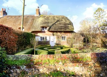 Thumbnail 2 bed end terrace house for sale in Pond Cottages, Winchester Road, Chawton, Alton