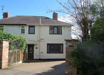 Thumbnail 3 bed semi-detached house for sale in Woodside Crescent, Ilkeston
