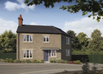 "Thumbnail 3 bed detached house for sale in ""The Sully"" at Trem Y Coed, St. Fagans, Cardiff"