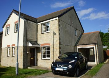 Thumbnail 3 bed detached house to rent in Horsewhim Drive, Kelly Bray, Callington