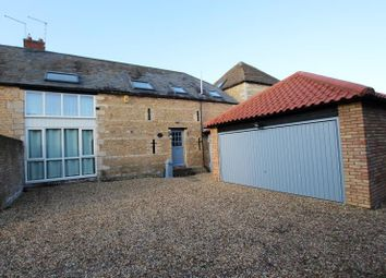 Thumbnail 4 bed barn conversion to rent in Grove Lane, Longthorpe