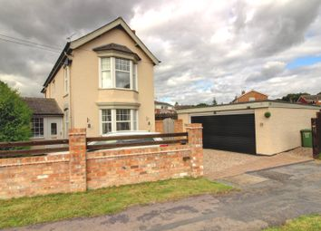 Leicester Road, Broughton Astley, Leicester LE9. 4 bed detached house