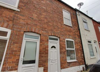Thumbnail 2 bed terraced house to rent in Clifford Street, Mansfield, Nottinghamshire
