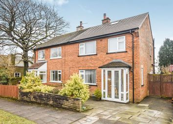 Thumbnail 3 bed semi-detached house for sale in Ainsdale Avenue, Edgworth BL7. Large Gardens, Wonderful Views, Accom Over 3 Levels