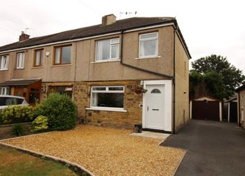Thumbnail 3 bedroom end terrace house for sale in Moorfield Cresent, Pudsey