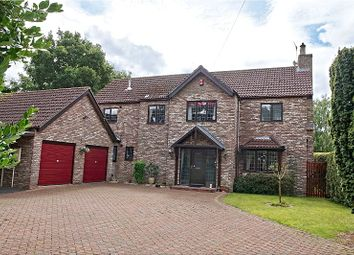 Thumbnail 5 bed detached house for sale in Skellingthorpe Road, Lincoln