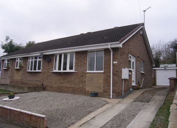 Thumbnail Semi-detached bungalow to rent in Valley View Drive, Bottesford, Scunthorpe, North Lincolnshire