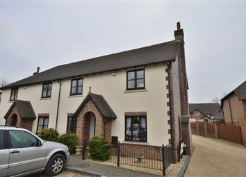 Thumbnail 3 bed semi-detached house to rent in Chaucombe Place, New Milton