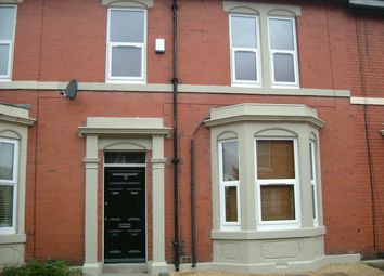 Thumbnail 4 bed flat to rent in Treherne Road, Newcastle Upon Tyne