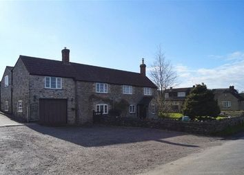 Thumbnail 5 bedroom detached house for sale in Chewton Mendip, Somerset