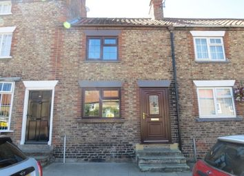 Thumbnail 2 bedroom terraced house to rent in Commercial Street, Norton, Malton