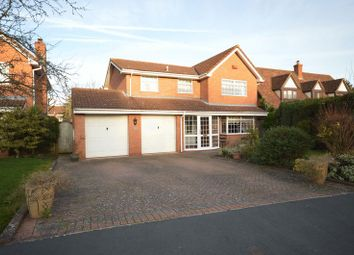 Thumbnail 4 bed detached house for sale in Glendinning Way, Madeley, Telford, Shropshire